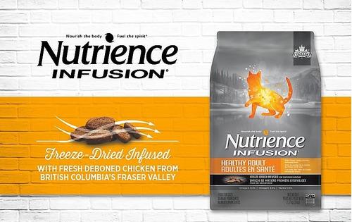 alimento cachorro nutrience infusion puppy (2,27kgs) + envío