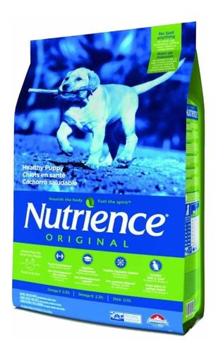 alimento cachorro nutrience original puppy (2,5 kgs) + envío