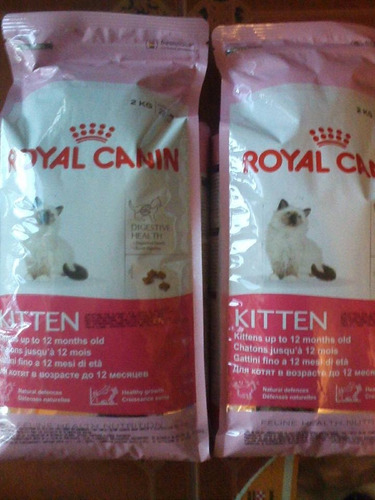 alimento cachorros royal canin 2kg