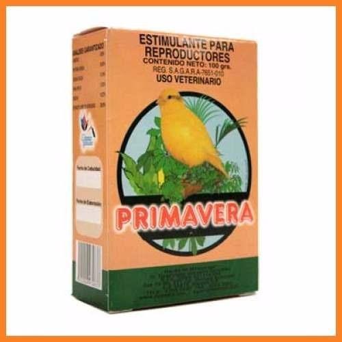 alimento canarios reproductores 150 gr. primavera