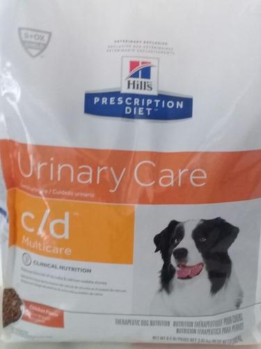 alimento c/d perro 3.8kg