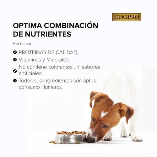 alimento dogpro cachorro 8 kg. *** envios gratis caba***