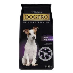 Alimento Dogpro Perro Adulto Raza Pequeña Mix 15kg
