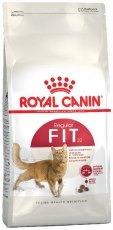 alimento gato fhn adult fit royal canin adultos 2kg