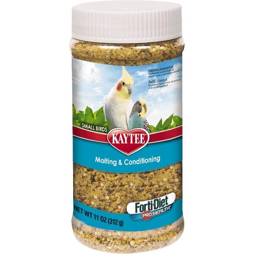 alimento kaytee minerales para loros y aves muda de plumas
