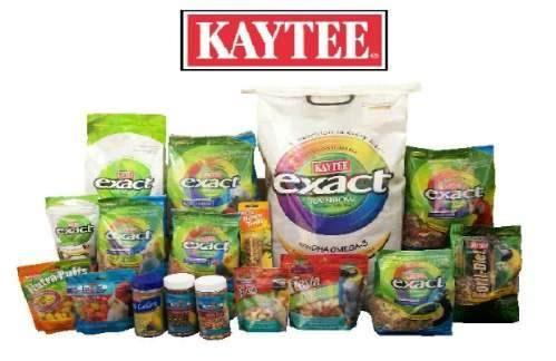 alimento kaytee para loros adolescentes y cambio de dieta