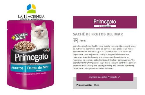 alimento lager gato 10 kg con pouch premium 85 grs