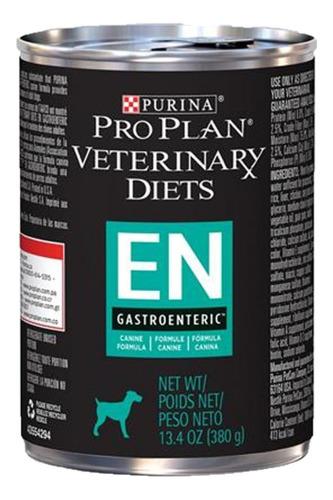 alimento lata pro plan en gastroenteric perros 380 g