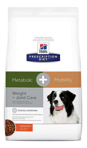 alimento metabolic + mobility hills 4.3 kg - envío gratis