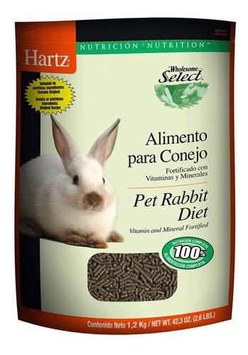 alimento para conejo 1.2 kilogramos
