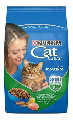 alimento para gato cat chow hogareño adulto 9 kg