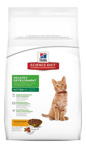 alimento para gato -hills felino kitten development