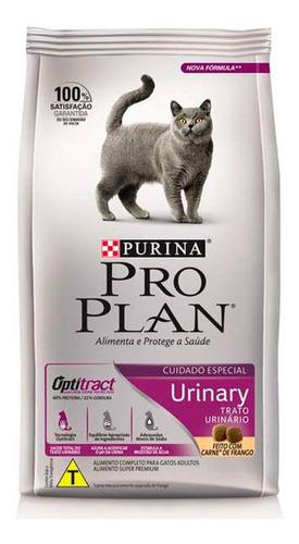 alimento para gato -proplan cat urinary