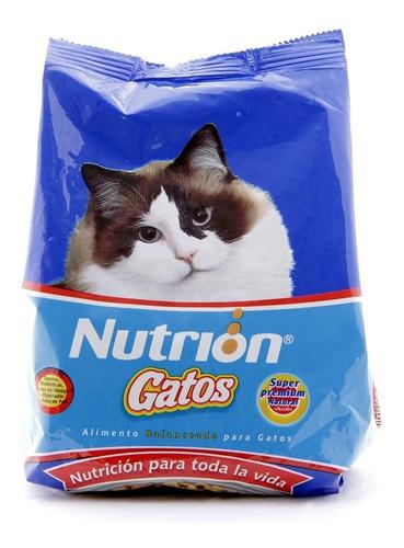 alimento para gatos - nutrion gatos bulto de 17 kg