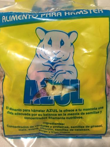 alimento para hámster en semillas 2 kg