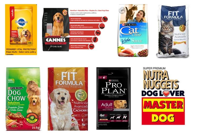 Alimento para mascotas arena sanitaria spray solution for Alimento para perros
