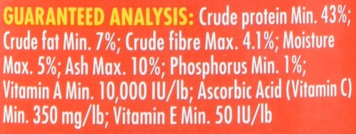 alimento para peces nutrafin max espirulina granel 60gr