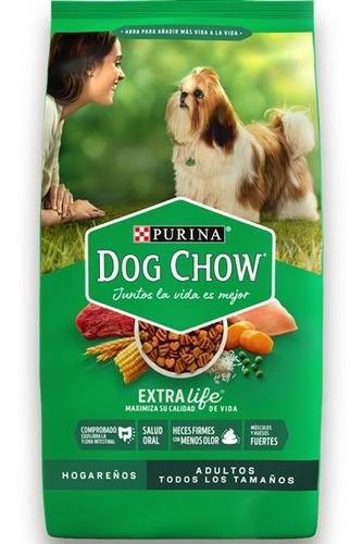 alimento para perro dog chow hogareño 4 kg