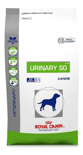 alimento para perro royal canin urinary so 11.5 kg
