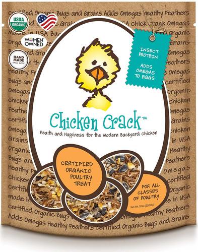 alimento para pollos orgánicos pollo cracksaludable tr