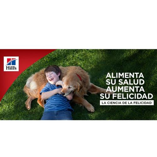 alimento perro croquetas adulto light 7.9 kg hill's