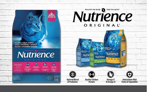 alimento perro nutrience original raza gran (11,5kgs)+ envío