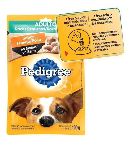 alimento perro pedigree sobre razaspeq carne(9un)+pollo(9un)