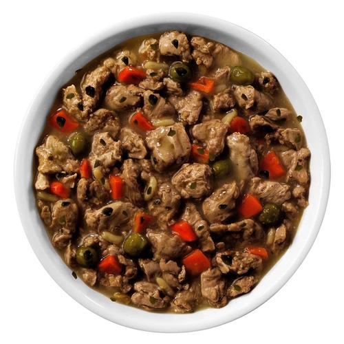 alimento perro trozos pollo adulto original 354g hill's