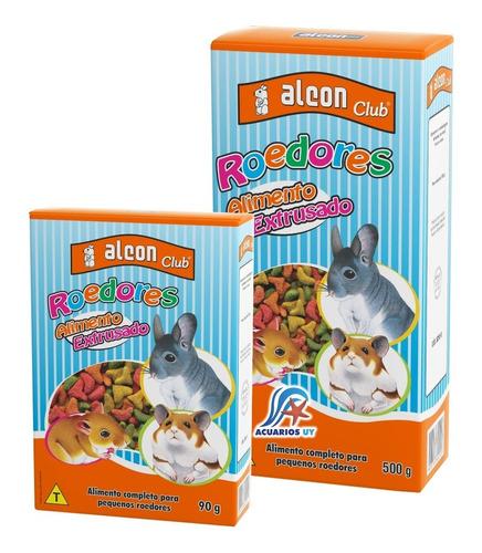 alimento p/hamster. labcon roedores alimento extrusado 400g