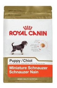 Alimento Pienso Perro Schnauzer Puppy 113 Kg Royal Canin