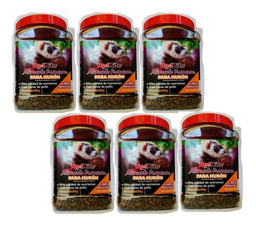 alimento premium hurón caja c/6pz de 850gr  nueva imagen