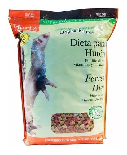 alimento premium huron ferret diet 5kg hartz