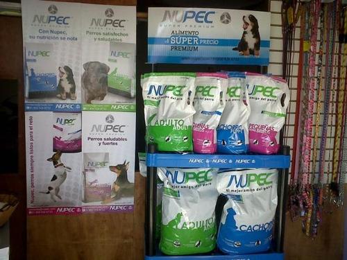 alimento premium nupec para perro al mejor precio