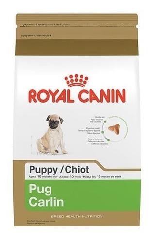 alimento royal canin bhn pug puppy 1.13kg