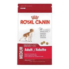 Alimento Royal Canin Size Health Nutrition Medium Adult Perro Adulto Raza Mediana Mix 15kg