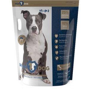alimento super premium adult 7kg smart dog! envio gratis!