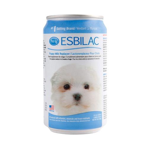 alimento sustituto de leche perro cachorro 236 ml esbilac