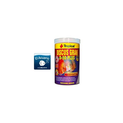 alimento tropical discus gran d-50 plus x 110 grs
