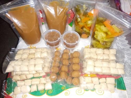 alimentos artesanales