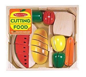 alimentos de madera para cortar