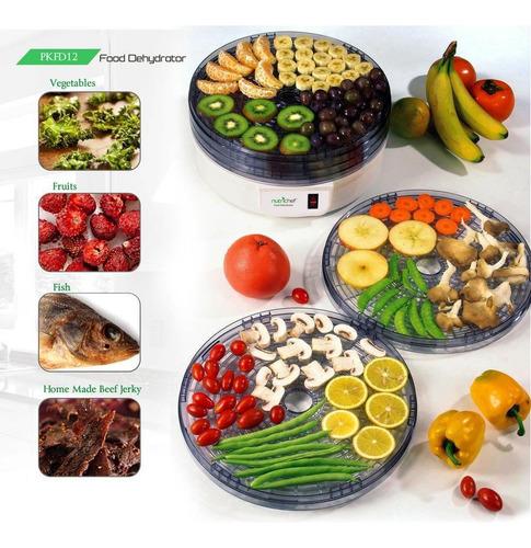 alimentos deshidratador alimentos