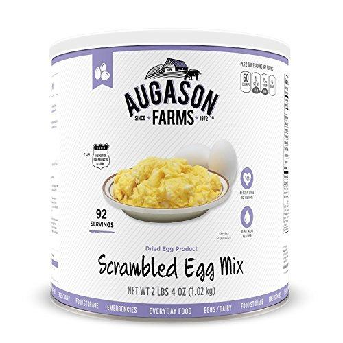 alimentos liofilizadosaugason farms scrambled egg mix 36 ..