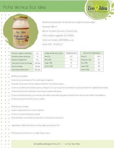 alimentos orgánicos y libres de gluten