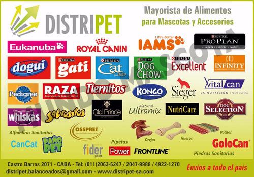 alimentos  para mascotas