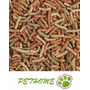 Oferta! Pellet Tortuga Peces Mix Color Blanco-rojo-verde