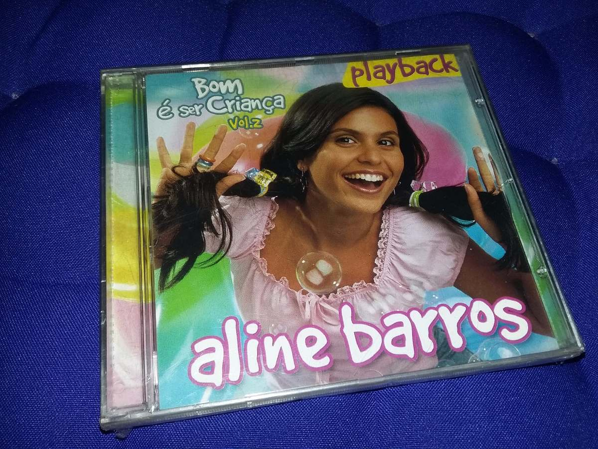 2007 MILAGRES BAIXAR BARROS ALINE CAMINHO PLAYBACK - DE