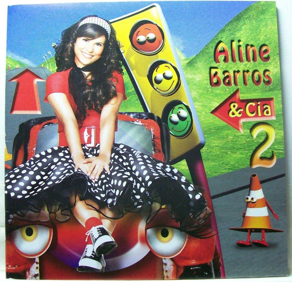 Aline Barros Aline Barros & Cia 2 aline barros & cia 2, cd original raro