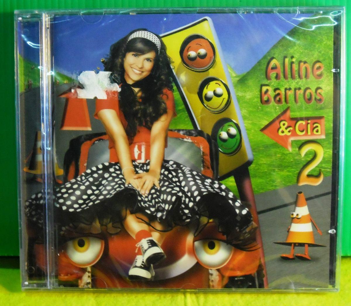 Aline Barros Aline Barros & Cia 2 aline barros e cia 2 - cd lacrado não xuxa eliane angelica