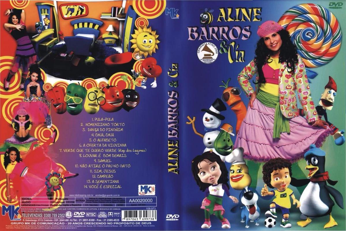 dvd de aline barros e cia 1 gratis