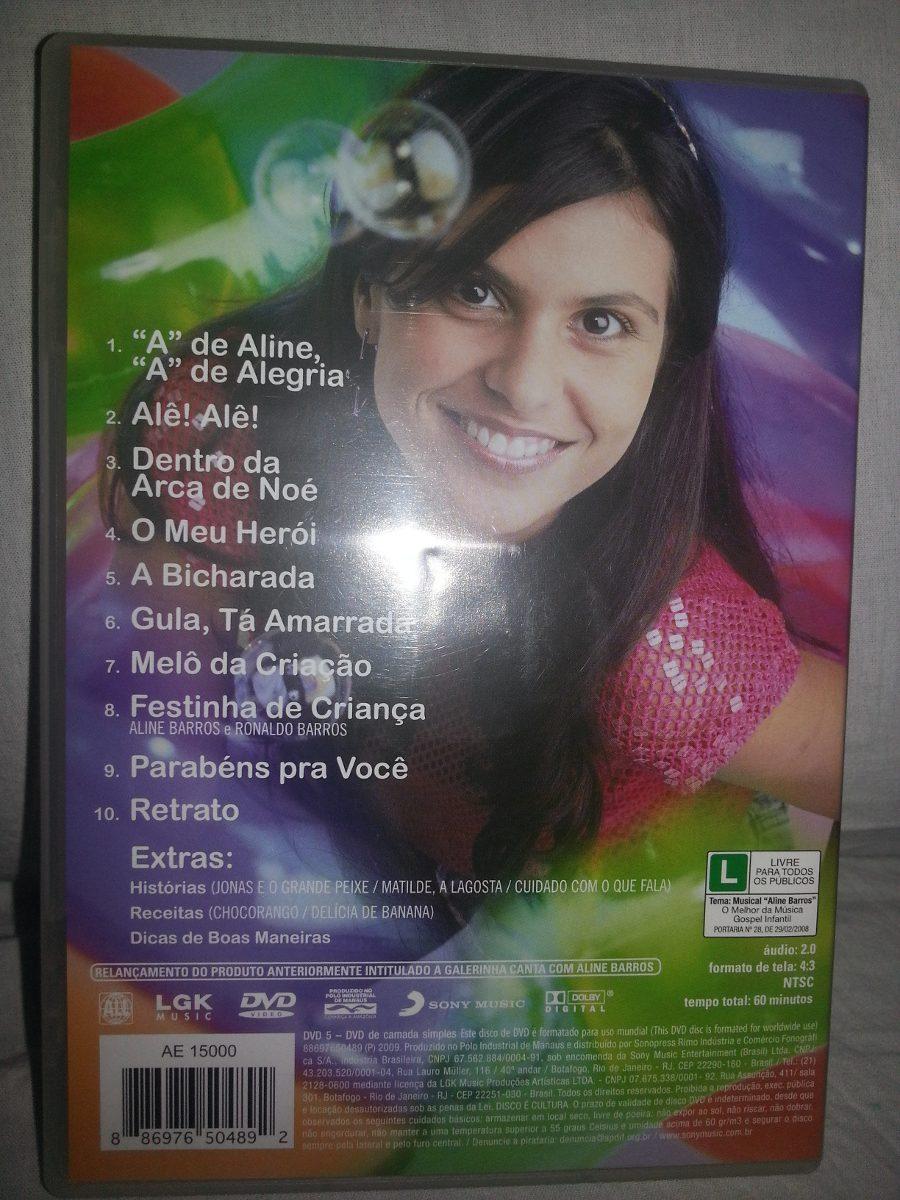 ARCA DE NOÉ - Aline Barros e Cia. - LETRAS.COM